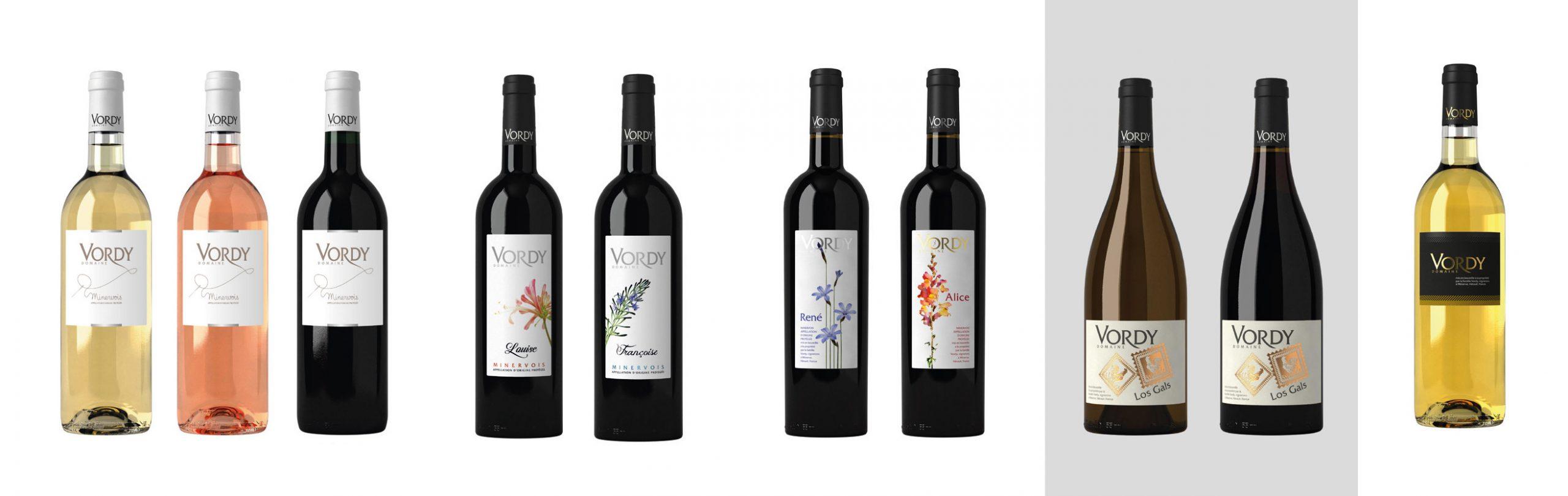 Les Vins du Domaine Vordy